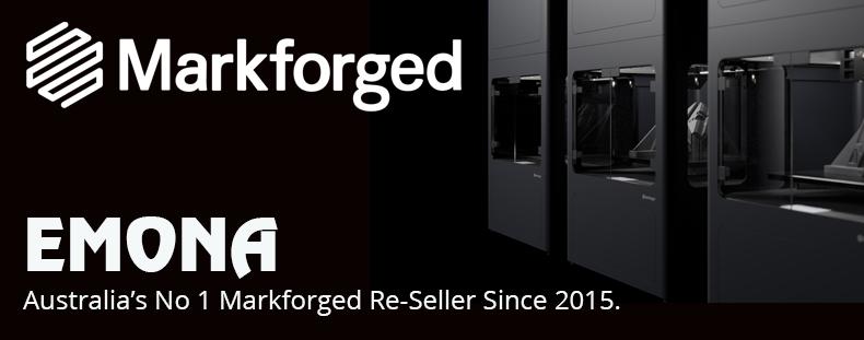 Markforged: 3D Print Carbon Fibre, Composites, Stainless