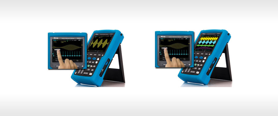 QL - Handheld Oscilloscopes