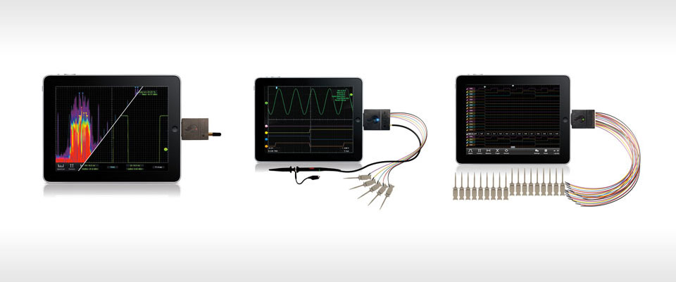 QL - Oscium iOS Test Instruments