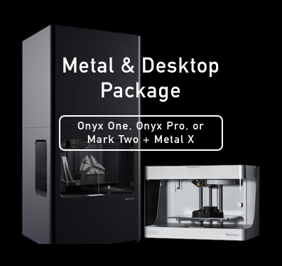 Markforged Metal X + Desktop Offer