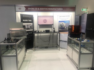 See Emona at AOG 2020 Exhibition in Perth
