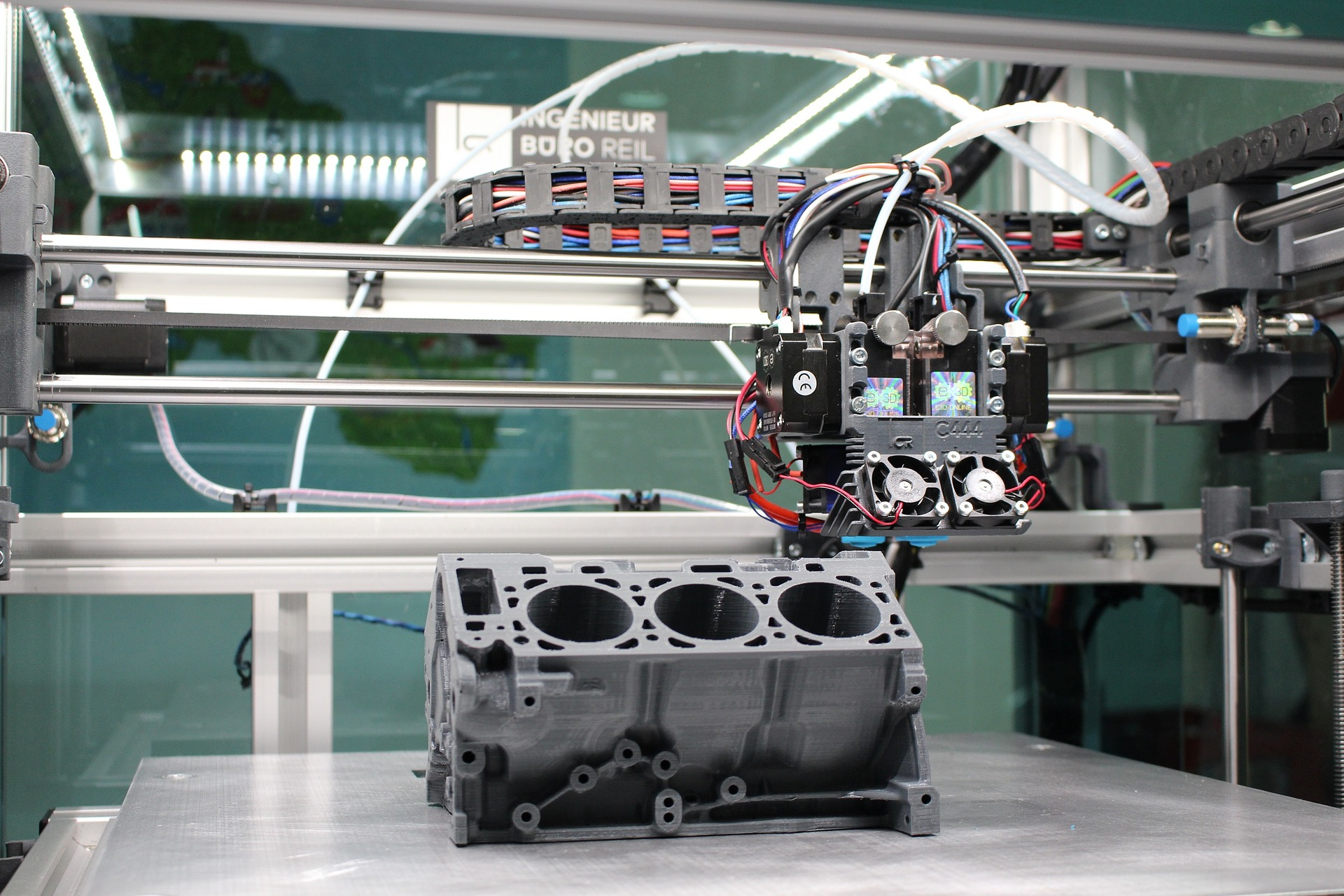 5 Ways Production 3D Printing Saves Money